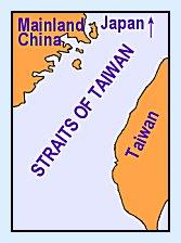 Straits of Taiwan