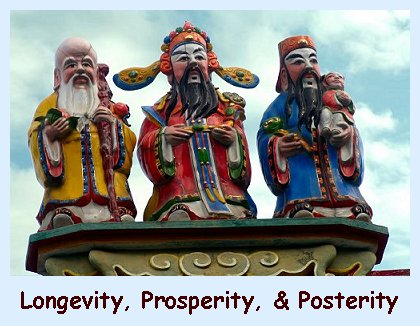 Longevity, Prosperity, and Posterity