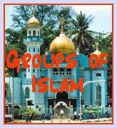 Groups of Islam